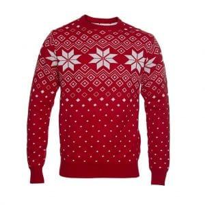 Den Elegante Julesweater