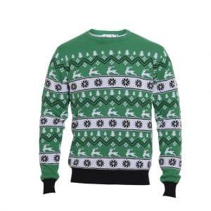 Den Grønne Julesweater ????