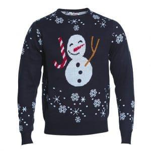 Den glade Snemands Julesweater